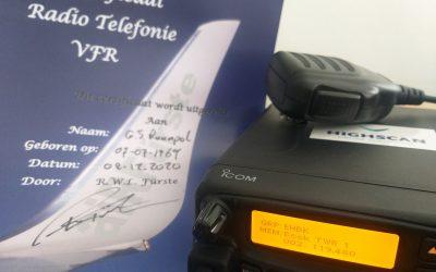 RT certificaten en apparatuur